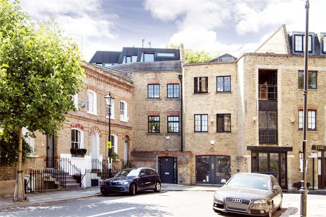 Thumbnail Terraced house for sale in Bowden Street, London