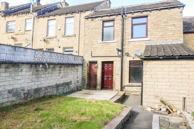 Thumbnail End terrace house to rent in Greenwood Street, Huddersfield