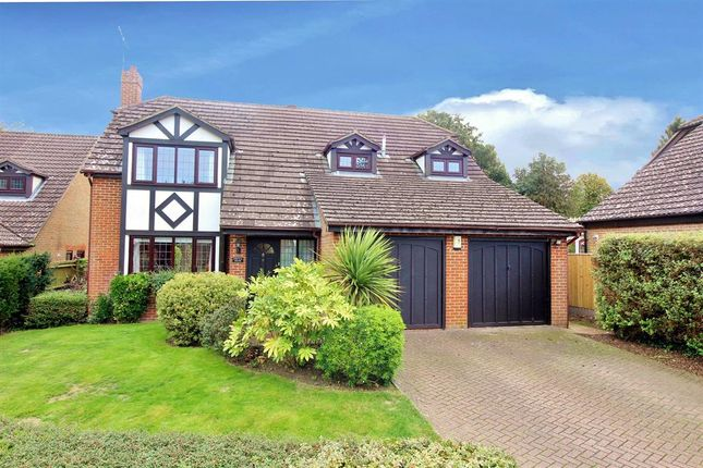 Thumbnail Detached house for sale in Ash Meadows, Willesborough, Ashford, Kent