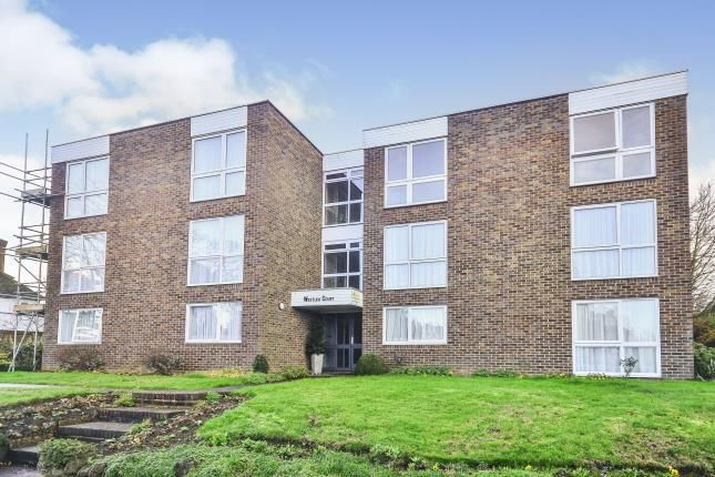 Thumbnail Flat for sale in Westlea Court, Dixwell Road, Folkestone, Kent
