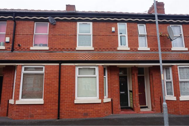 Thumbnail Terraced house for sale in Wansford Street, Manchester