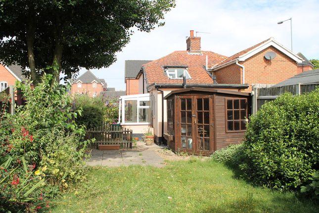 Thumbnail Semi-detached house for sale in Riverside Maltings, Rose Lane, Diss