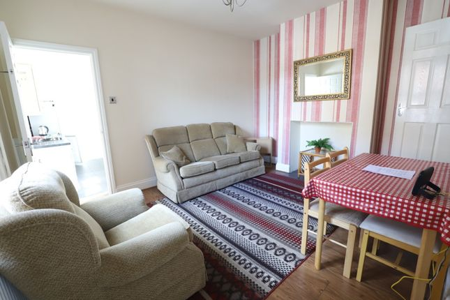 Thumbnail End terrace house to rent in Enderley Street, Newcastle-Under-Lyme