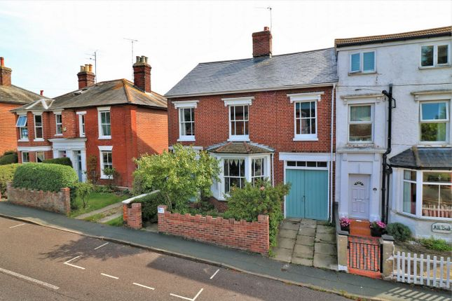 Thumbnail Semi-detached house for sale in High Street, Wivenhoe, Colchester, Essex