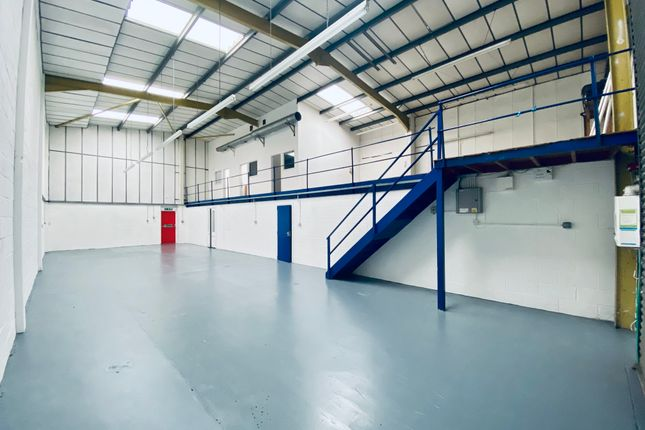Thumbnail Industrial to let in Tuffley Trading Estate, Gloucester