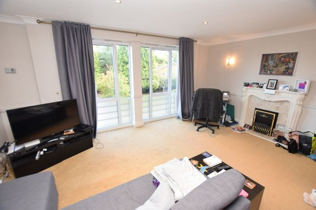 Thumbnail Flat to rent in Birchover House, Church Lane North, Derby