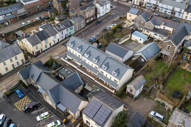 Thumbnail Flat for sale in New Road, South Molton