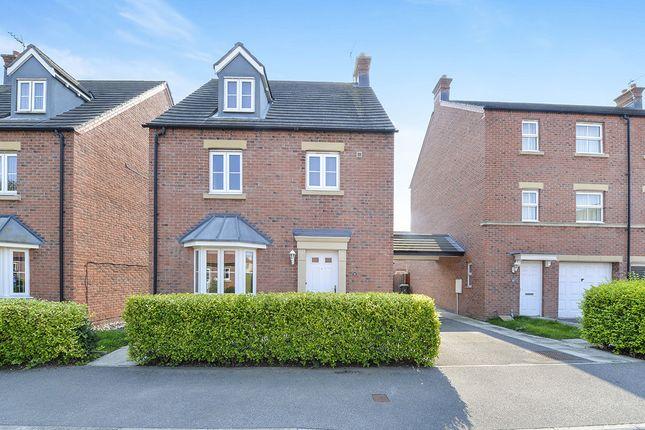 Thumbnail Detached house for sale in Brindle Way, Norton, Malton