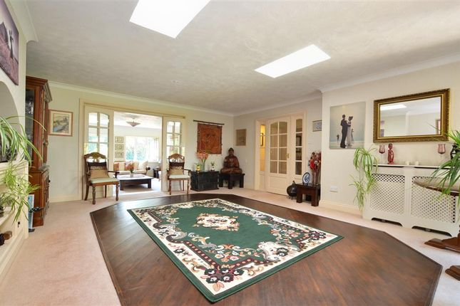 Thumbnail Bungalow for sale in Hathersham Close, Smallfield, Horley, Surrey