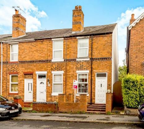 2 bed end terrace house to rent in Franchise Street, Kidderminster, Worcestershire DY11