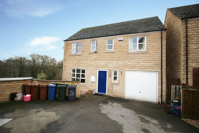 Thumbnail 4 bed detached house for sale in Chantry Orchards, Barnsley, South Yorkshire