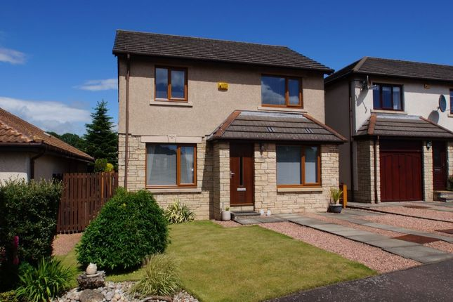 Thumbnail Detached house for sale in The Roundel, Lundin Links, Leven