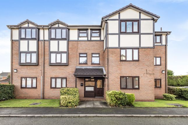 2 bed flat for sale in Kirkstile Place, Clifton, Manchester M27