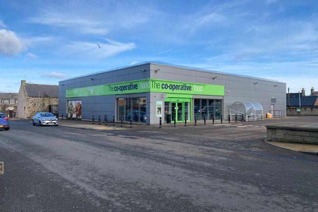 Thumbnail Retail premises for sale in Albert Street, Fraserburgh