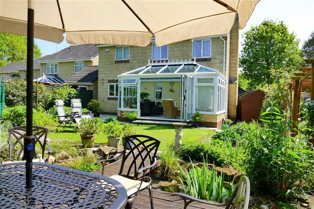 Thumbnail Detached house for sale in Rosemary Close, Chilvester Park, Calne