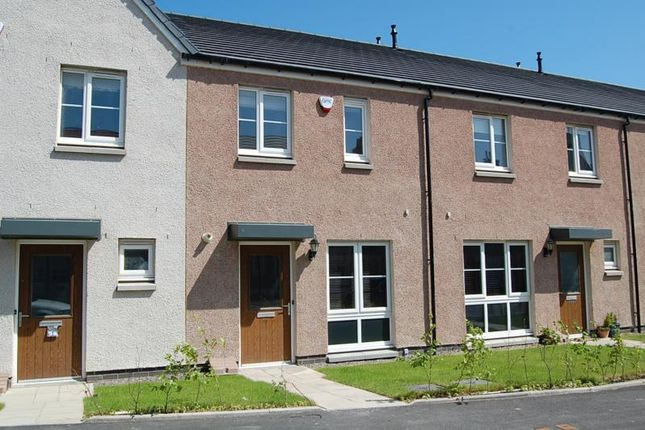 Thumbnail Terraced house to rent in Charleston Road North, Cove, Aberdeen