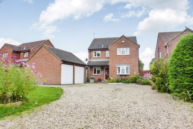 Thumbnail Detached house for sale in Chapel Road, Beighton, Norwich
