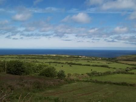 Thumbnail Country house for sale in Zennor, St Ives