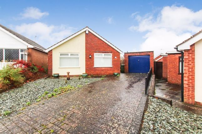 Thumbnail Bungalow to rent in Butterfield Crescent, Swanwick, Alfreton