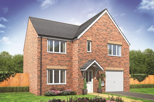 """Thumbnail Detached house for sale in """"The Warwick"""" at Minchens Lane, Bramley, Tadley"""
