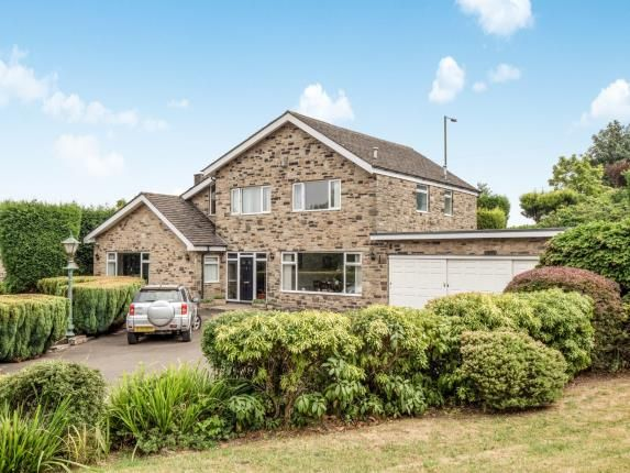 Thumbnail Detached house for sale in Back Moor, Mottram, Hyde, Greater Manchester