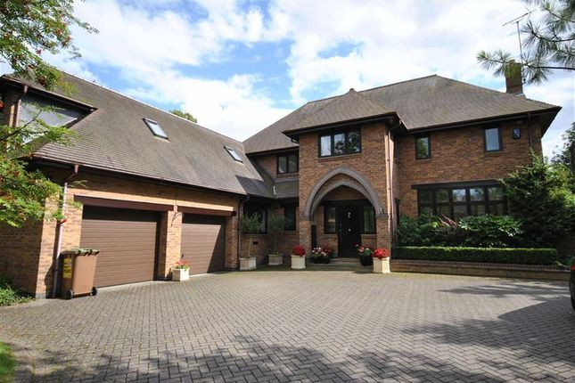 4 bedroom detached house for sale in Harlestone Road, Church Brampton, Northampton