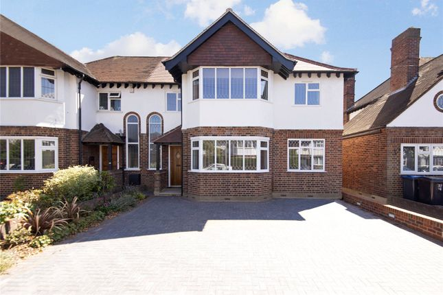 Thumbnail Semi-detached house to rent in Overdale Avenue, New Malden