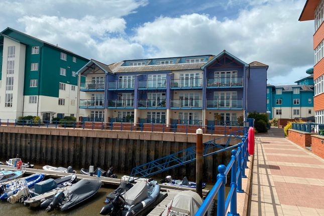 1 bed property to rent in 13 Madison Wharf, Exmouth, Nr Exeter, Devon EX8