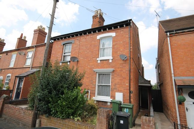 Thumbnail Semi-detached house to rent in Pitmaston Road, Worcester