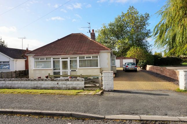 Thumbnail Detached bungalow for sale in Gors Road, Towyn, Abergele
