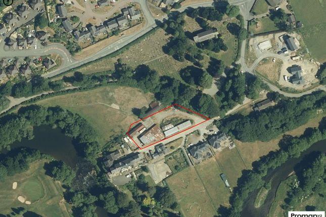 Thumbnail Land for sale in Land At Rock Farm, Llanllwchaiarn, Newtown