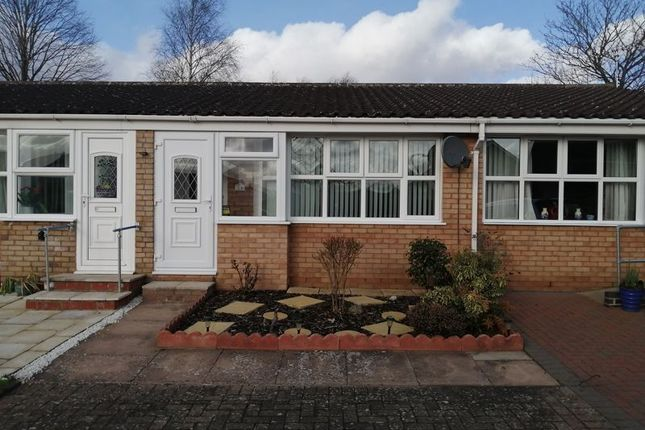 Thumbnail Bungalow for sale in Plumpton Avenue, Hereford