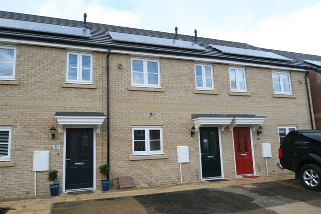 Thumbnail Terraced house to rent in Hetterley Drive, Barleythorpe, Oakham