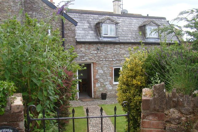 Thumbnail Cottage to rent in Stoke Gabriel, Totnes