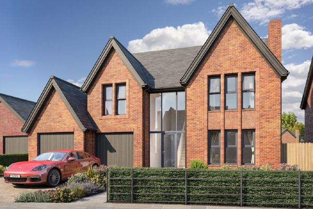 Thumbnail Detached house for sale in The Forrester, Wynyard Rise, Wynyard Village