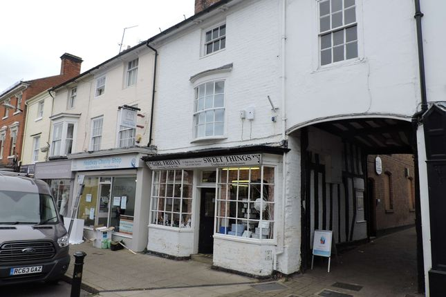 Thumbnail Commercial property for sale in High Street, Alcester, Warks
