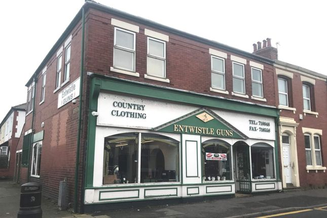 Thumbnail Retail premises to let in 254 Plungington Road, Fulwood, Preston
