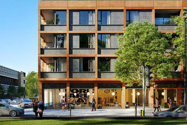 Studio for sale in A-03-03 Hkr, Hackney Road, London E2