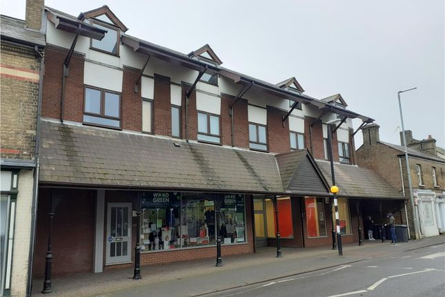 Thumbnail Commercial property for sale in Shannon Court, High Street, Sandy, Bedfordshire