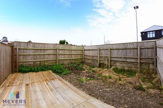 Garden of Southill Road, Parkstone, Poole BH12