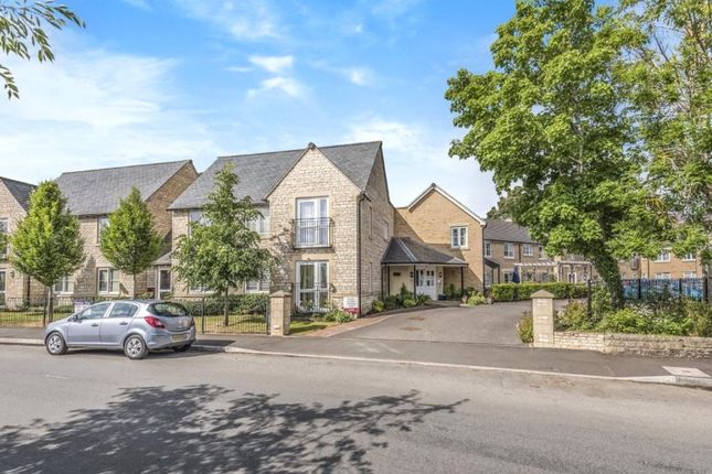 Thumbnail Flat for sale in Beecham Lodge, Somerford Road, Cirencester, Gloucestershire