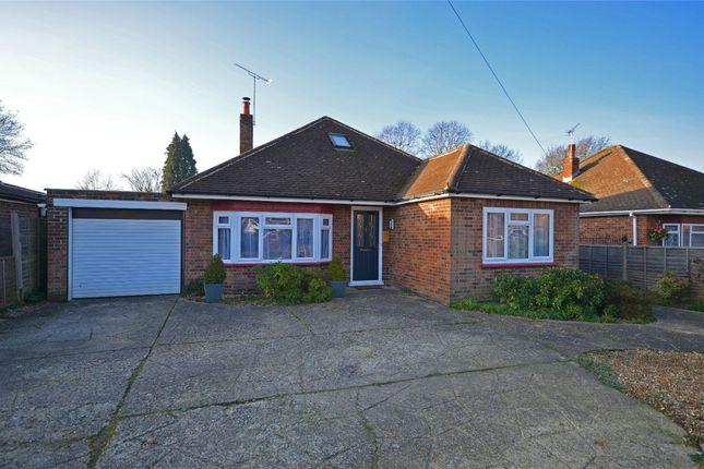 Thumbnail Detached bungalow for sale in Hamesmoor Way, Mytchett, Camberley, Surrey