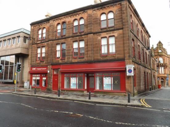 Thumbnail Flat to rent in John Finnie Street, Kilmarnock