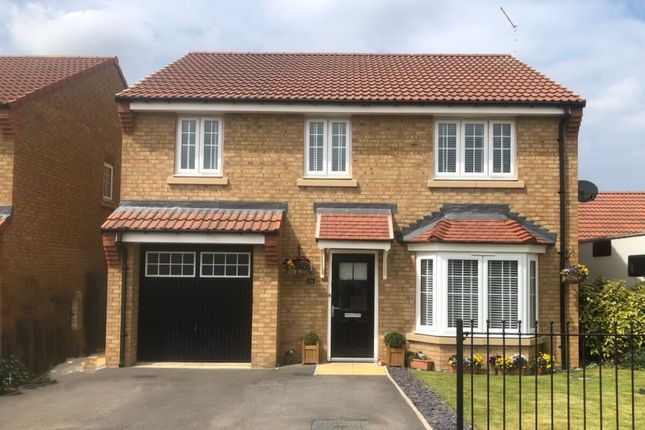 Thumbnail Detached house for sale in Nightingale Road, Guisborough