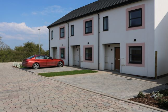 Thumbnail Terraced house for sale in Proctors Square, Wigton