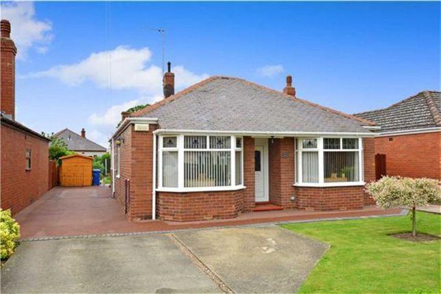 Thumbnail Detached bungalow for sale in Chestnut Avenue, Airmyn, Goole