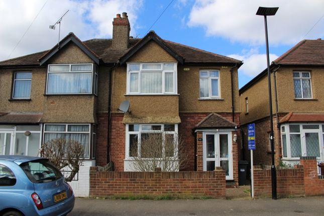 Thumbnail Semi-detached house for sale in Helen Avenue, Feltham