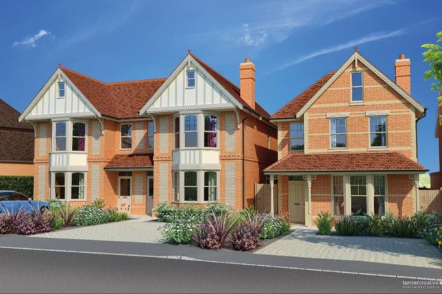 Thumbnail Semi-detached house for sale in Henley-On-Thames, Desirable Thameside Market Town