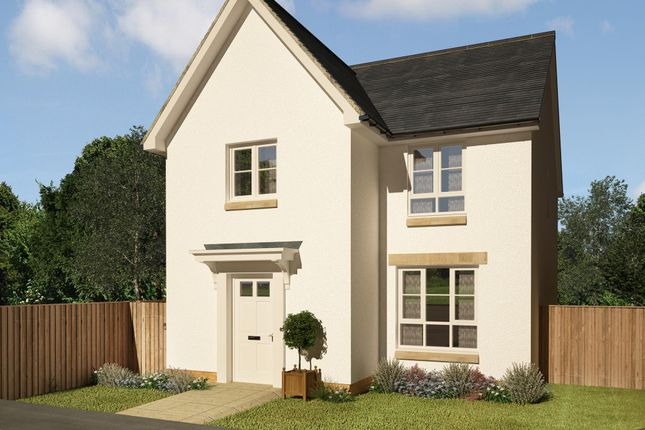 "Thumbnail Detached house for sale in ""Mey"" at Abbey Road, Elderslie, Johnstone"