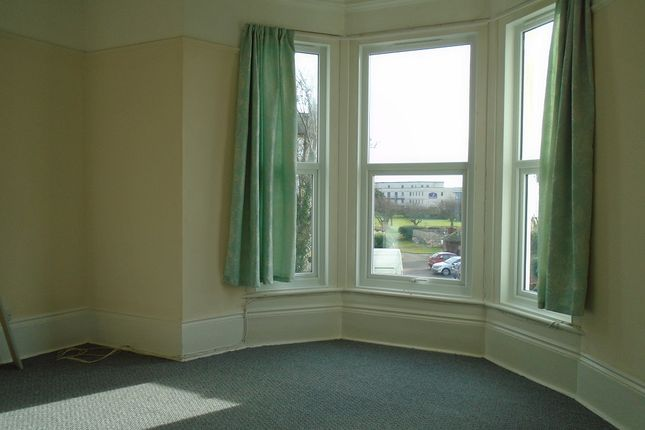 Thumbnail Flat to rent in Alexander Terrace, Exmouth